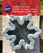 Wilton Comfort Grip Christmas Snowflake Cookie Cutter - $6.92