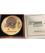 Walt Disney 2000 Cast Member Holiday Celebration Mickey 5 Pin set collec... - $14.50