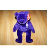 TY Beanie Baby Princess Diana Bear Bear Retired Tags 1997 PE Pellets Chi... - $50.00