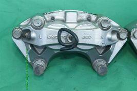 08-15 Infiniti G37 Oem Akebono Big Brake Front Calipers Bbk Ipl Q50 Q60 image 10