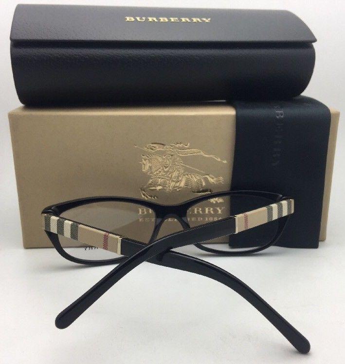 41c3950ef579 New BURBERRY Eyeglasses B 2197 3001 53-17 and 50 similar items