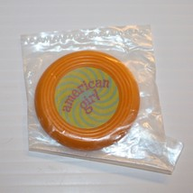 American Girl Of The Year 2003 Kailey Hopkins Flying Disc Frisbee For Do... - $7.99