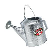 Steel Watering Can 2-1/2-Gallon Water Cans for Plants Seeds Recyclable S... - $34.75