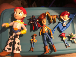 Lot of 8 McDonalds Happy Meal TOY STORY - $3.96
