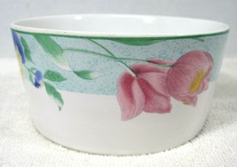 Passion by Sango #4805 1993 - 1996  Gravy Boat No Underplate Stunning Floral SHP - $38.12