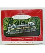 1998 Hallmark Keepsake Ornament Pennsylvania GG-1 Locomotive Lionel Trai... - $19.99