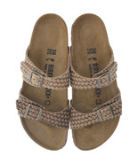 Birkenstock SYDNEY Tobacco Brown Womens Casual Straps Fashion Sandals 10... - £90.57 GBP