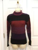 new/pkg Newport News Turtleneck Acrylic Blend Sweater Small - $16.82