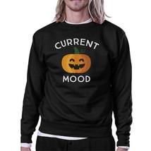 Pumpkin Current Mood Black Sweatshirt - $20.99+