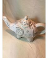 222 Fifth ADELAIDE Tea Pot Elephant - $28.03
