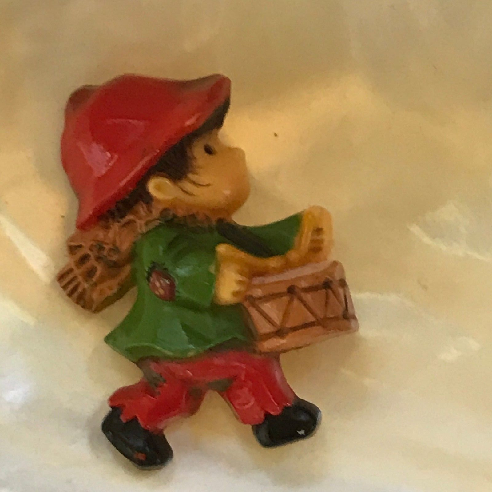 ce0d5ee5968fa S l1600. S l1600. Previous. Vintage Hallmark Cards Plastic Little Drummer  Boy Christmas Holiday Brooch Pin –