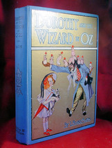 L. Frank Baum - Dorothy and The Wizard In Oz first edition, nice copy, b... - $955.50
