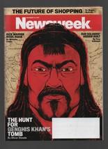 Newsweek - December 10, 2012 - Genshis Khan, Shopping, Rick Warren, Sold... - $0.97