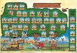 *1000 piece jigsaw puzzle Disney Donald Duck / family tree (51x73.5cm) - $30.62