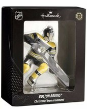 Hallmark Boston Bruins NHL Keepsake Christmas Ornament New with box - $19.34