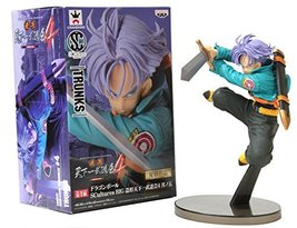 "Banpresto Dragon Ball Z Scultures Figure 49090 4"" Future Trunks Action Figure - $57.12"