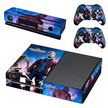 Guardinas of the galaxy skin decal for xbox one console and 2 controllers - $15.00