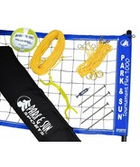 Park & Sun Sports Portable Outdoor Volleyball Net: Tournament Flex 1000 ... - $242.49