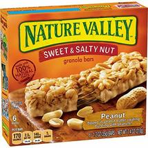 Nature Valley Granola Bars, Sweet and Salty Nut, Peanut, 7.4 Ounce (Pack... - $8.99