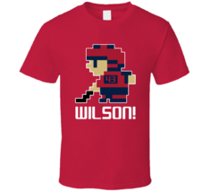 Tom Wilson # 43 Tecmo Washington Hockey Athlete Fan T Shirt - $20.99+