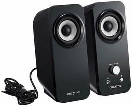 Creative SP-T12W Black Wireless Desktop Stereo Wireless Speaker System B... - $152.19 CAD
