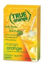 True Orange Mango Orange Drink Mix - $6.88