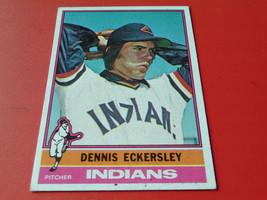 1976 Topps # 98 Dennis Eckersley Rookie !! - $24.99