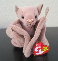 Ty Beanie Baby Batty 5th Generation Hang Tag PVC Filled NEW - $9.89