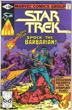 Classic Star Trek Comic Book #10 Marvel 1981 VERY FINE - $5.94