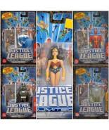 Justice League Unlimited Action Figures (Mattel, 2004) - $9.90+