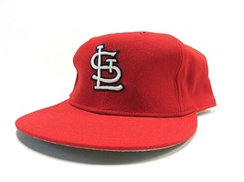 VTG New Era St.Louis Cardinals MLB Baseball Fitted Hat Adult Size 7 3/4 ... - $47.48