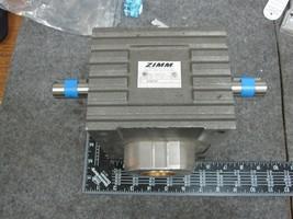 Zimm MSZ-50-SL Worm Gear Screw Jack, Ratio 28:1 1800rpm NEW image 1