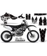 Dirt Bike Graphics Kit Decal Sticker Wrap For Yamaha YZ450 2010-2013 REL... - $158.35