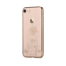 Devia Crystal Lotus Cases For iPhone 7 Plus ,8 Plus with Swarovski cryst... - $37.97