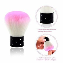 ANGNYA Nail Art Dust Clean Brush Soft Nail Cleaning Brush For Acrylic & UV - $11.91