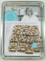 Martha Stewart Artisan Professional Classic Aluminum Baking Quarter Sheet Pan