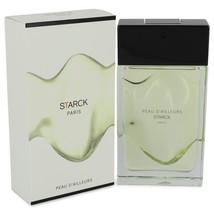 Peau Dailleurs by Starck Paris Eau De Toilette Spray (Unisex) 3 oz for W... - $63.31