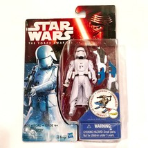 Hasbro Star Wars The Force Awakens 3.75-Inch Figure Snow Mission First O... - $8.00