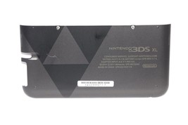 OEM Nintendo 3DS XL Zelda Edition Housing Back Bottom Battery Cover Shel... - $8.99