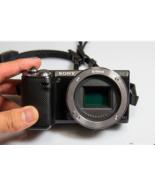 Sony NEX-5N 16.1MP Digital Camera sony Random color Body (No battery&No ... - $100.00