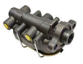 "MC1321H - Cast Iron 1"" Bore Master Cylinder, Corvette Style Universal w/ 4 ports image 4"