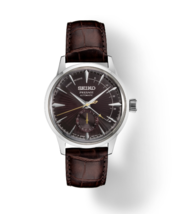 New Seiko Presage Leather Strap Men's Watch CHOOSE SSA393 or SSA392 or S... - $680.23 CAD+