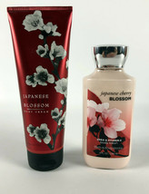Bath & Body Works Pleasures Body Cream & Lotion - Japanese Cherry Blossom - 8 oz - $29.69