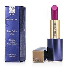 Estee Lauder Pure Color Envy Sculpting Lipstick - # 430 Dominant  3.5g/0.12oz - $3.00