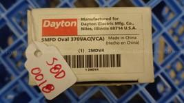 Dayton 2MDV4 5FMD Oval Capacitor 370VAC(VCA) 5mF~5% 60/50Hz - $4.92