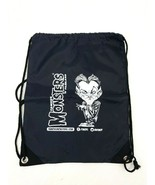 Famous Monsters of Filmland Drawstring Back Pack SDCC San Diego Comic Con - $17.41