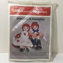"""Dimples & Dumplin Doll Kit Laska 6"""" Tall 1972 - $9.74"""
