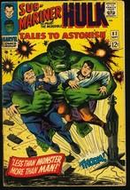 TALES TO ASTONISH #83-HULK/SUB-MARINER-1966 VG - $18.62