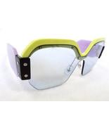 MIU MIU Women's Sunglasses MU09SS VIV4Q2 Green/Purple 135 MADE IN ITALY ... - $235.00
