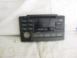 00 01 Nissan Maxima Bose Radio Cd Cassette Face Plate PN-2383D CNB38 XYZ67 - $14.85